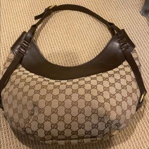 GUCCI HOBO BAG VINTAGE